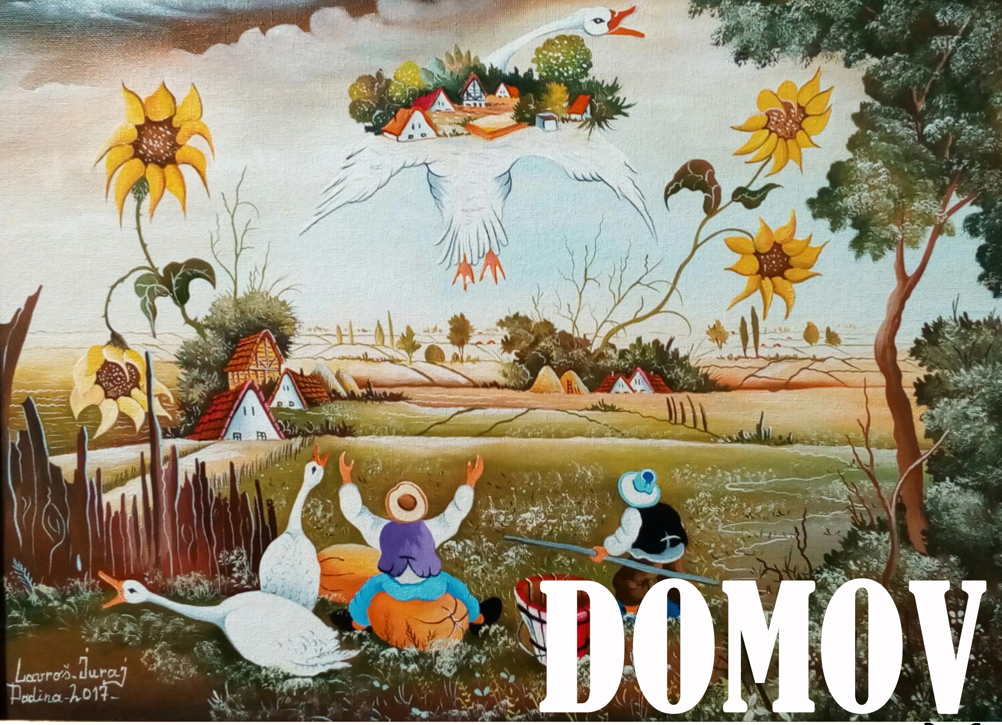 DOMOV vernisáž výstavy insitných maliarov J - Kam v meste  49f13d0319b